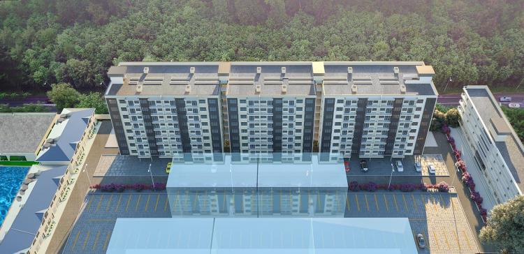 Built-up Area 1.5 Bedrooms Apartment (600 Sqft), Off Mombasa Road, Athi River, Machakos, Flat Joint Venture