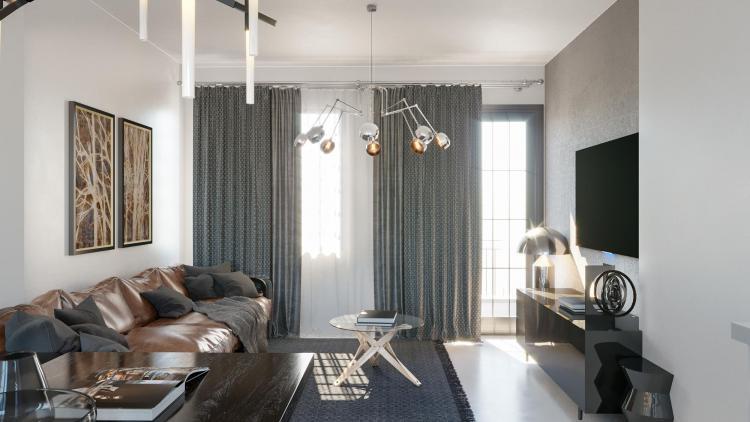 Built-up Area 2 Bedrooms Apartment (925 Sqft), Off Mombasa Road, Thiba, Kirinyaga, Flat for Sale