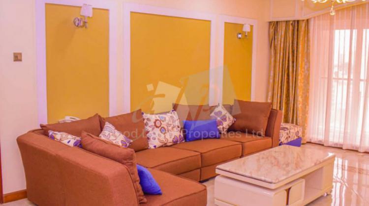 3 Bedroom + Dsq Serviced Apartment, Hurlingham, Kilimani, Nairobi, Flat for Sale