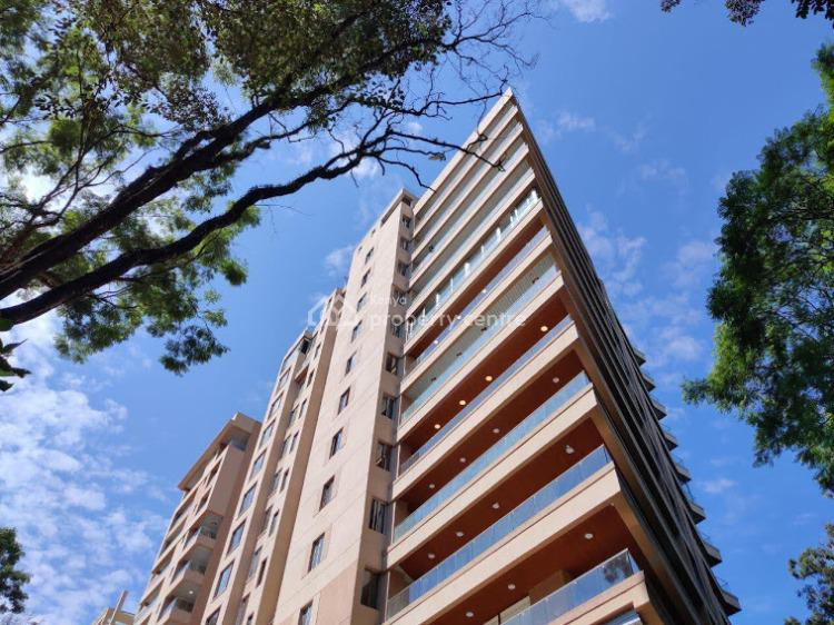 Luxurious 4 Bedroom Apartments & Dsq Overlooking Karura Forest, Peponi Road, Westlands, Nairobi, Flat for Sale