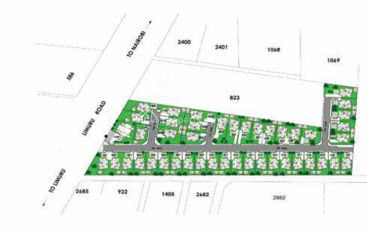 4 Bedroom & Dsq All En-suite Villas, Redhill, Limuru Central, Kiambu, House for Sale