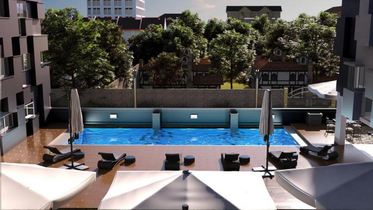 2 Bedroom  En-suite+ Sq, : Kirichwa Road, Kilimani, Nairobi, Flat for Sale