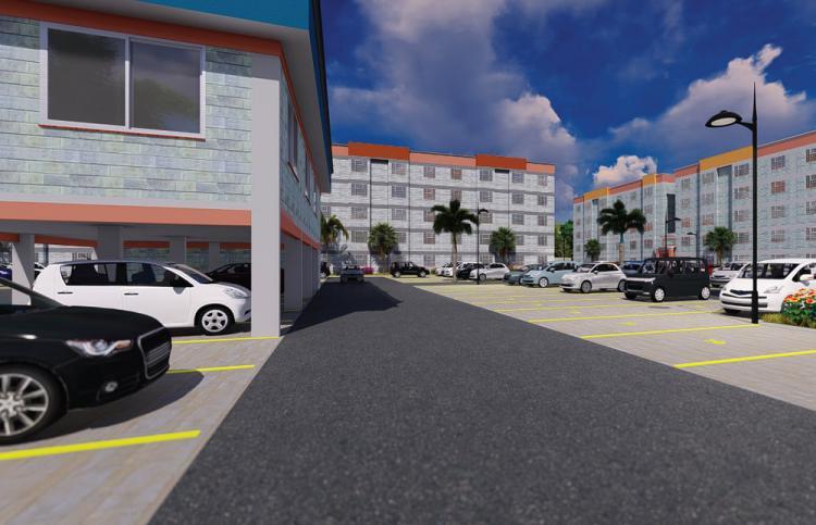 2 Bedroom Apartments, Ongata Rongai, Kajiado, Flat for Sale