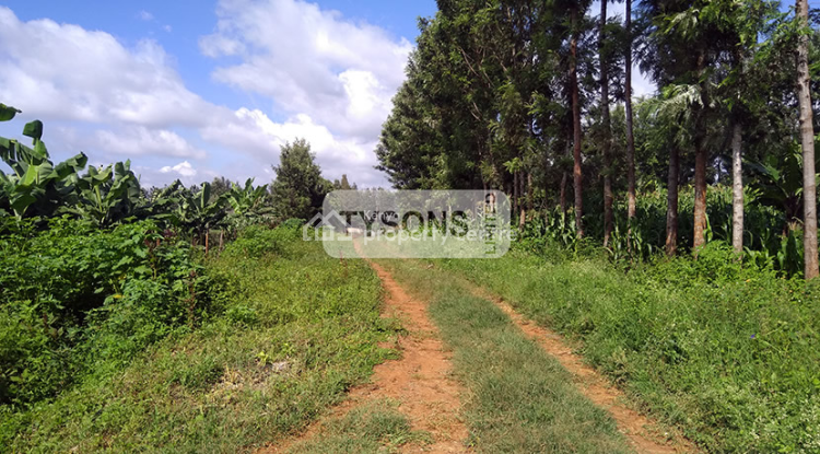 Riverview Estate Plot, Kikuyu, Kiambu, Land for Sale
