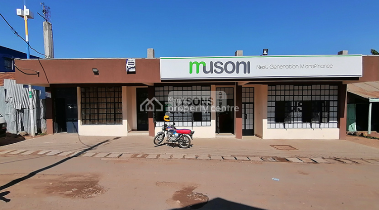 Homabay Commercial Building, Market Milimani, Kisumu, Shop for Rent