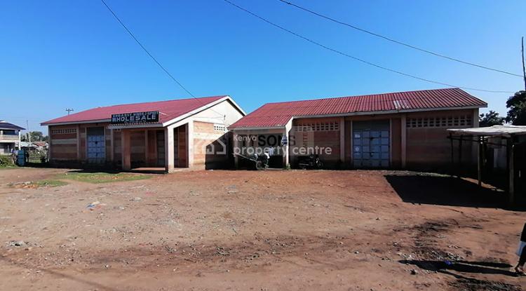 Homabay Go-downs, Nyanza, Market Milimani, Kisumu, Warehouse for Rent