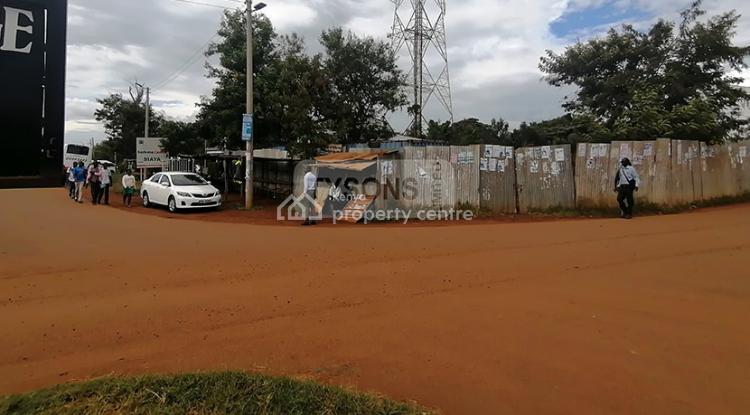 Siaya Commercial Plot, Siaya Township, Siaya, Land for Sale