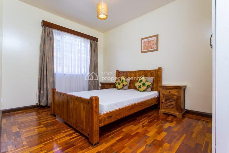 Beautiful 2 Bedroom All En-suite Fully Furnished Apartment, Laikipia Gardens, Oloitokitok Road, Kileleshwa, Nairobi, Flat for Rent