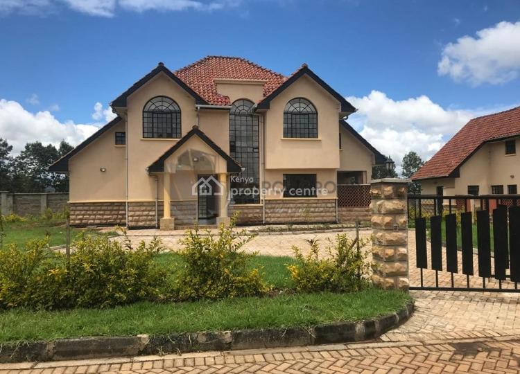 Redhill Heights Villas, Red Hill, Limuru Central, Kiambu, House for Rent
