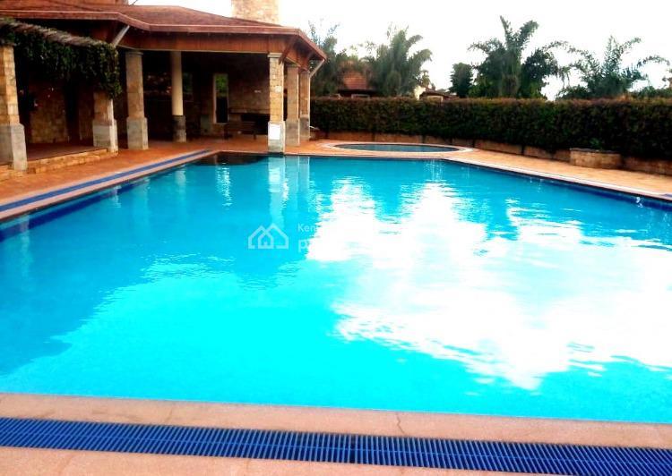 Modern 5500 Sqft 4 Bedroom All En-suite Townhouse, Getathuru, Kitisuru, Nairobi, Townhouse for Rent