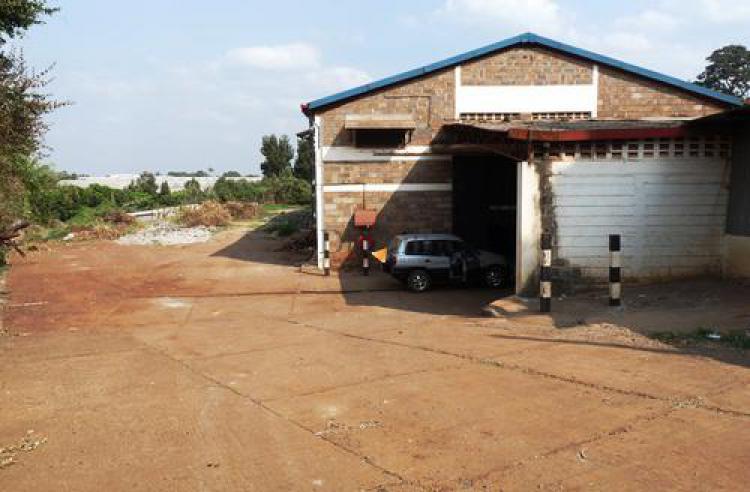 7,500 Sqft. Magana Road Godown, Magana Road, Kikuyu, Kikuyu, Kiambu, Commercial Property for Rent