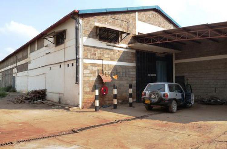 7,150 Sqft. Magana Road Godown, Magana Road, Kikuyu, Kiambu, Commercial Property for Rent