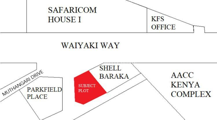 Waiyaki Way Prime Land, Nairobi West, Nairobi, Land for Sale