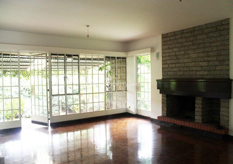 4 Bedroom Cottages, Clanson Ct Road, Muthaiga, Nairobi, House for Rent