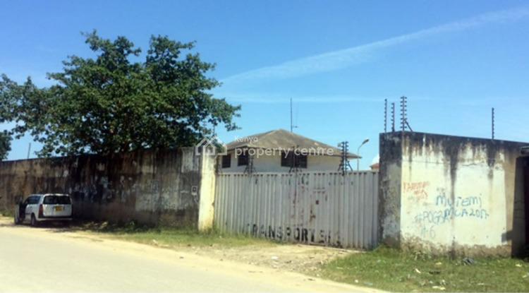 Bamburi Commercial Land, Bamba, Kilifi, Commercial Land for Sale