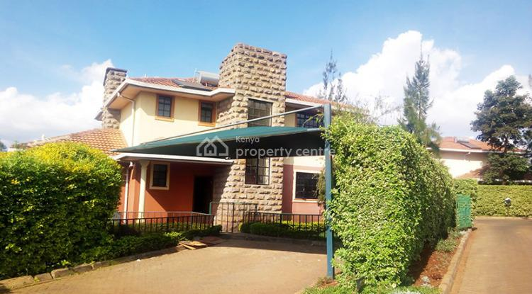 Four Ways Junction Maisonette, Ruiru, Kiambu, Detached Duplex for Rent