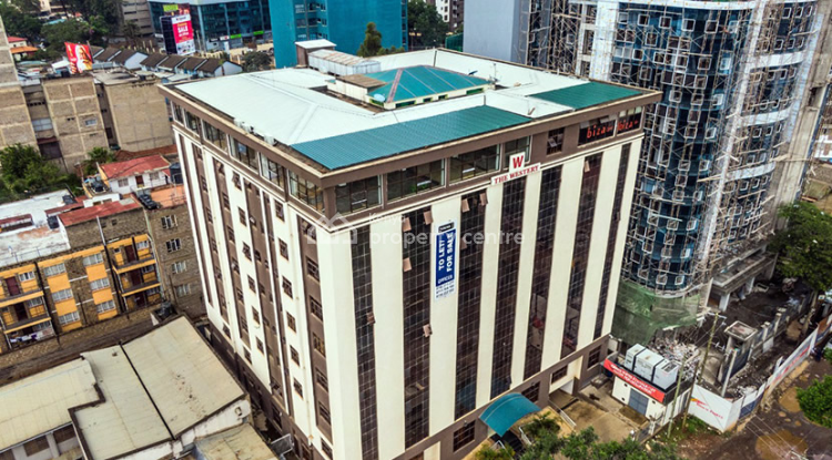 The Westery- Westlands, Westlands, Nairobi, Office Space for Sale