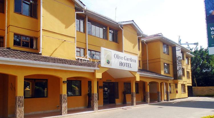 Olive Gardens Hotel, Hurlingham, Nairobi,, Kilimani, Nairobi, Hotel / Guest House for Sale