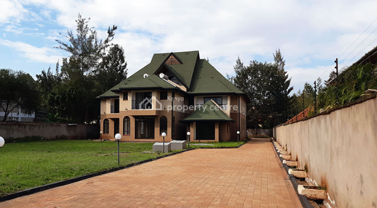 Mimosa Grove Villa, Runda, Westlands, Nairobi, Detached Duplex for Sale