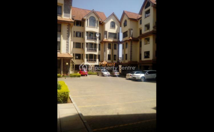 3 Bedroom Furnished Apartments, Kilimani, Nairobi, Flat for Rent