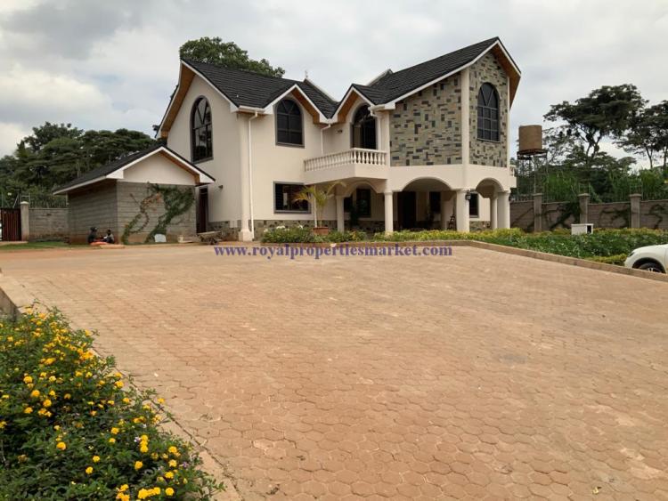 5 Bedroom House, Lower Kabete, Kabete, Kiambu, Detached Duplex for Rent