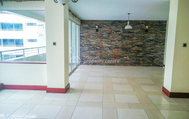 3 Bedroom Apartment, Riverside Drive, Westlands, Nairobi, Flat for Rent