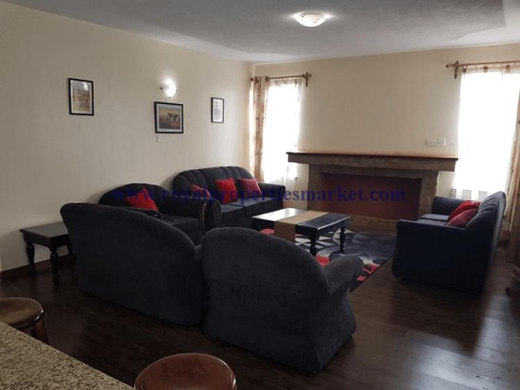 Modern Furnished 5 Bedroom Villa, Ruiru, Kiambu, Detached Duplex for Rent
