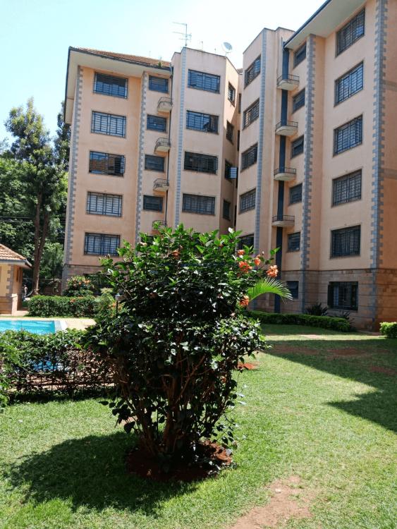 3 Bedroom All Ensuite, Kilimani, Nairobi, Flat for Rent