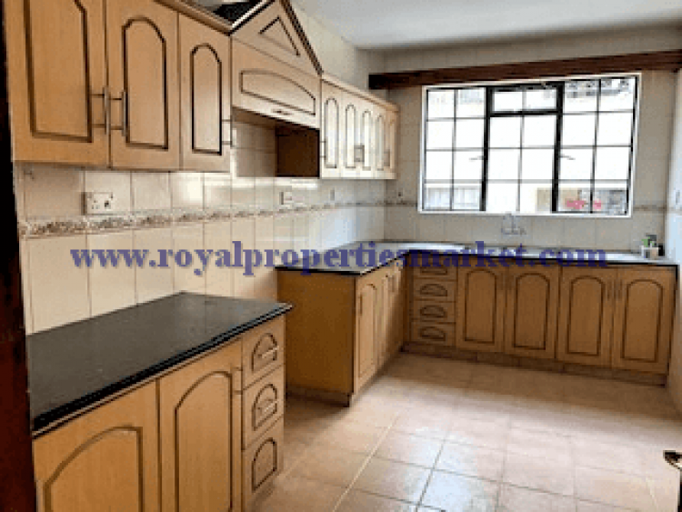 3 Bedroom Apartment, Kilimani, Nairobi, Flat for Rent