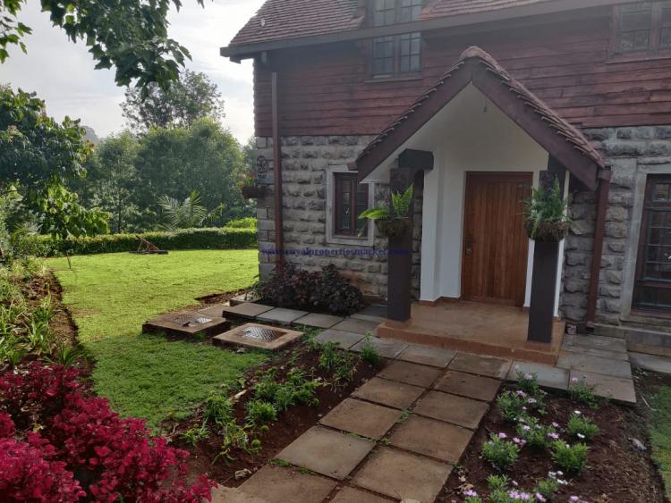Beautiful 4 Bedroom House, Ngecha Tigoni, Kiambu, Detached Duplex for Rent