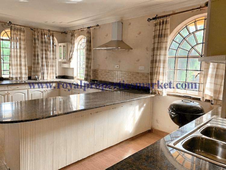 5 Bedroom House, Loresho, Westlands, Nairobi, Flat for Rent