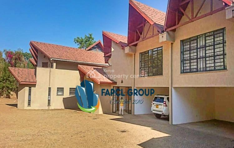Townhouses, Riverside Drive, Westlands, Nairobi, Townhouse for Sale
