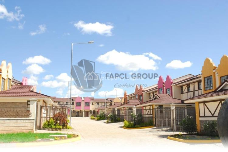 Newly Built Maisonettes, Mombasa Road, Athi River, Machakos, House for Sale