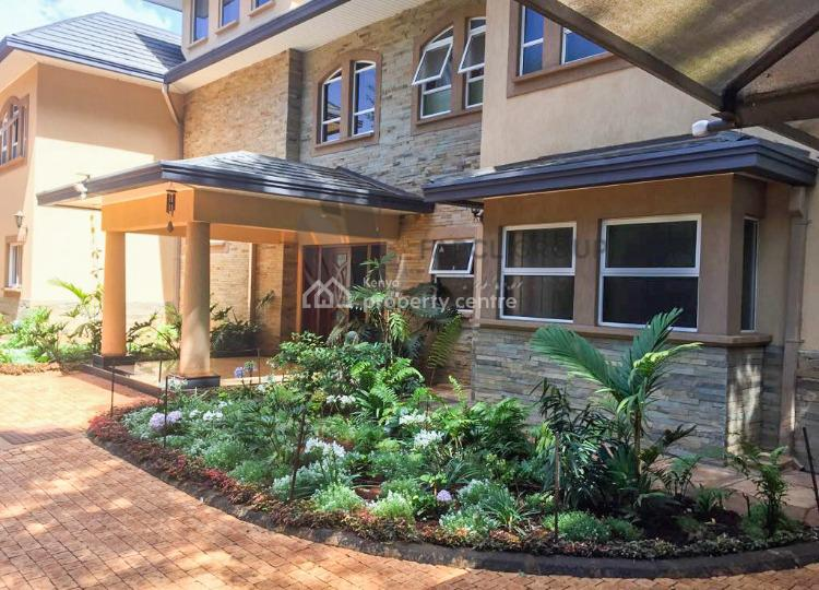 5 Bedroom Stand Alone Home, Peponi Road, Spring Valley, Nairobi, House for Sale