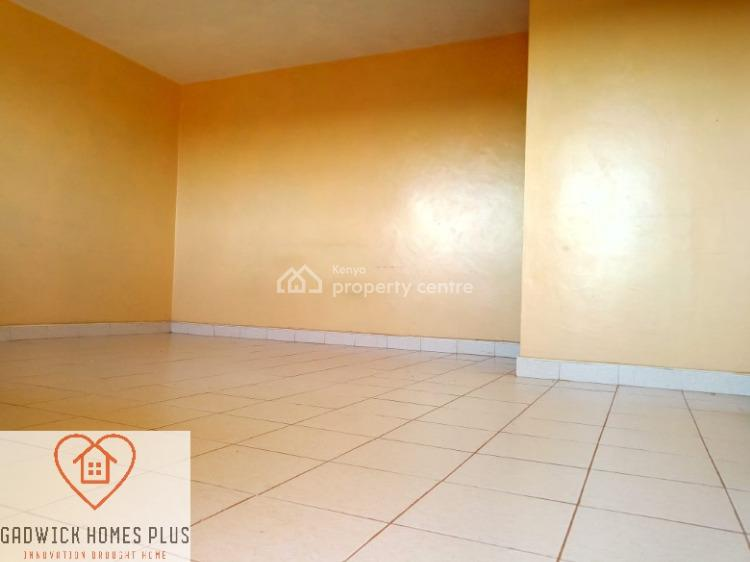 Very Spacious 2 Bed Master En-suite Apartment in Kabete, Gitaru, Kabete, Kiambu, Flat for Rent