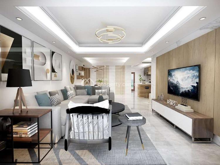Modern 3br in Riverside, Westlands, Nairobi, Mini Flat for Sale