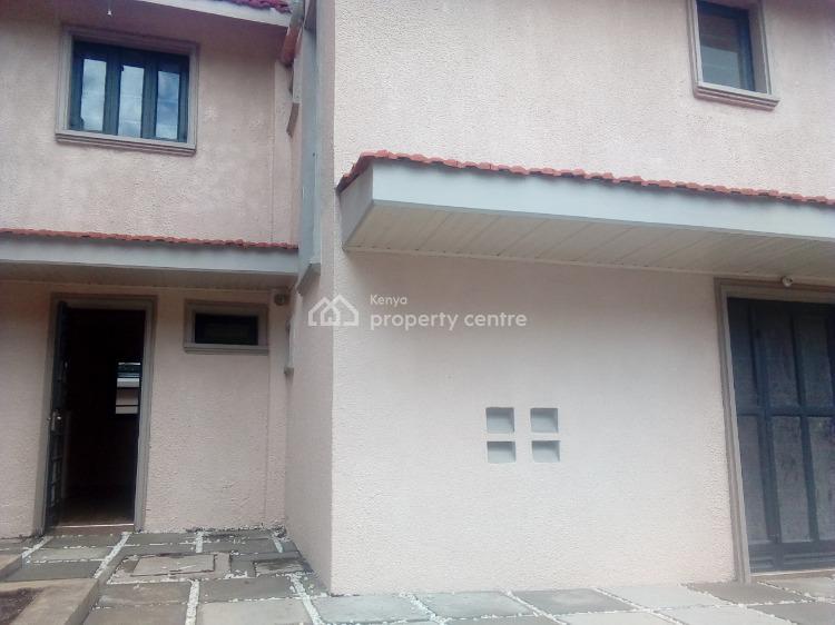 Double-story, 3 Bedroom Maisonette Langata, Langata Road, Mugumo-ini (langata), Nairobi, Townhouse for Sale