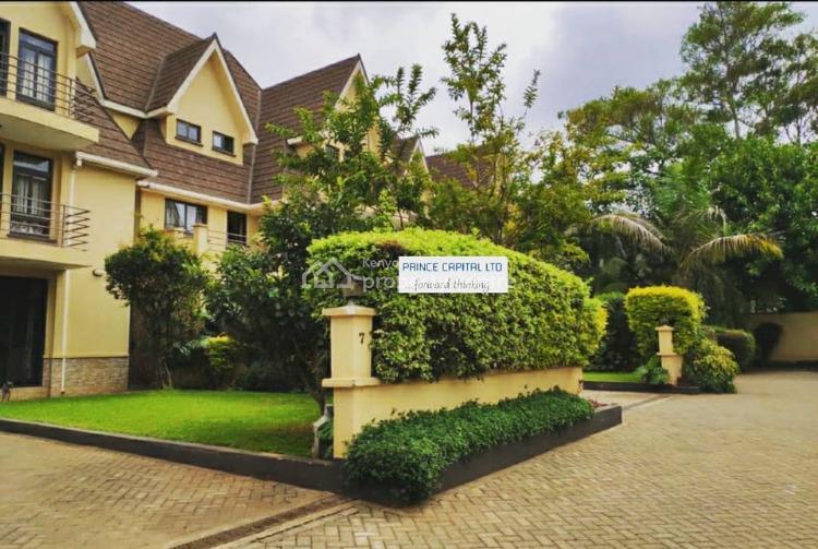 Luxury 5 Bedroom Townhouse, Lavington, Lavington, Nairobi, Townhouse for Rent