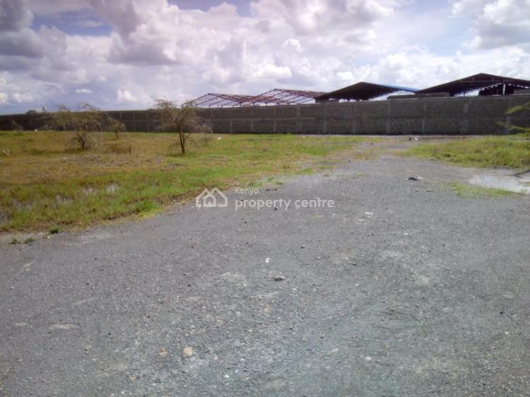 1 Acre Industrial Land in Syokimau-mlolongo-mombasa Road, Quarry Road, Syokimau/mulolongo, Machakos, Industrial Land for Sale