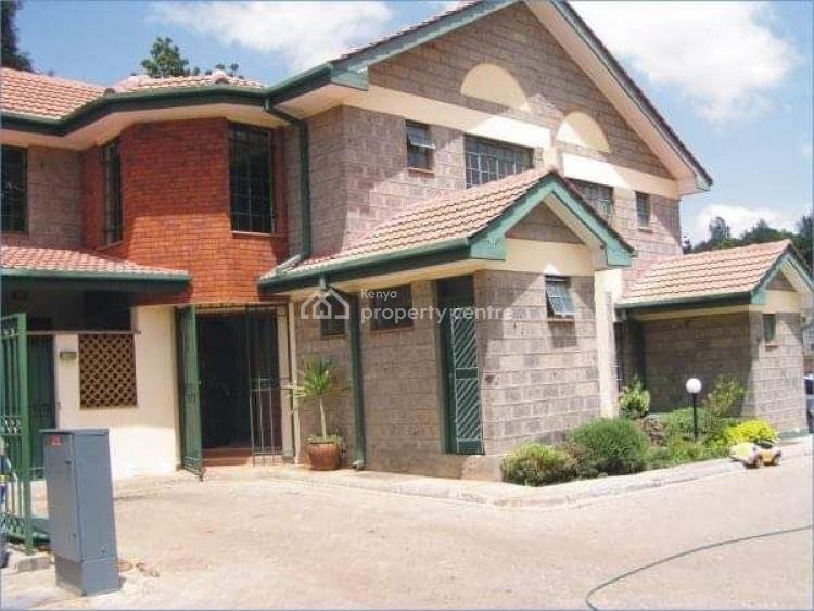 4 Bedroom Townhouse in Lavington, Chalbi Drive, Lavington, Nairobi, Townhouse for Rent
