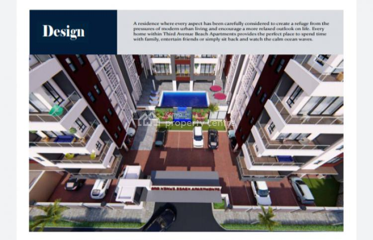 3br Off Plan Apartment in Nyali-third Avenue Beach Apartment.as3-nyali, Nyali, Mombasa, Apartment for Sale