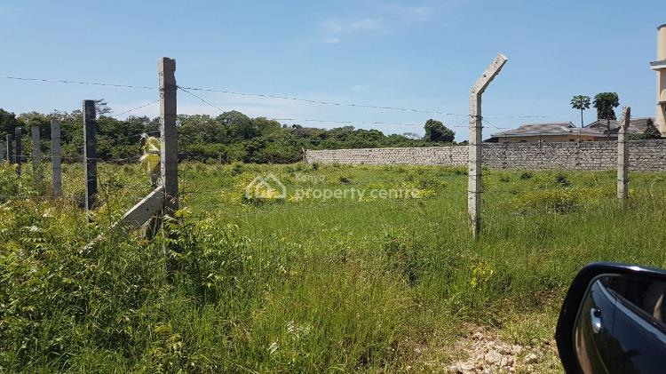 1/4 Acre Residential Plot for  in Shanzu Mombasa.id 2337, Shanzu, Mombasa, Residential Land for Sale