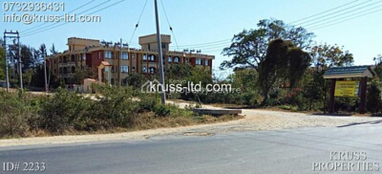 1/8 Acre Plot  in Shanzu.id 2233, Shanzu, Mombasa, Land for Sale