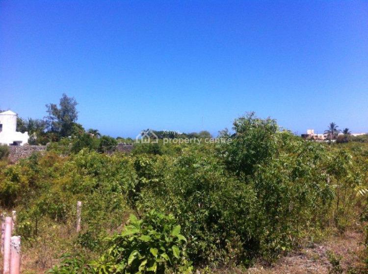 Quarter Acre Plot  in Shanzu Pangoni Area.id 1369, Shanzu, Mombasa, Land for Rent