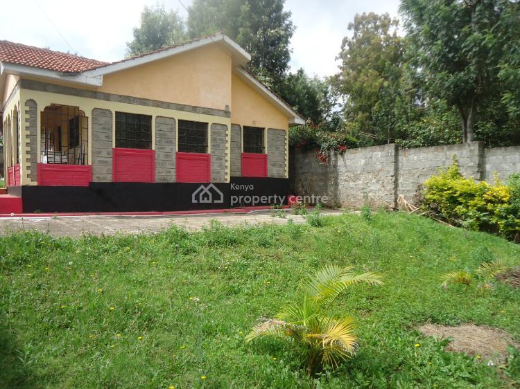 Three Bedroom Master En-suite Bungalow + Separate Sq, Kisima Close, Ngong, Kajiado, Detached Bungalow for Sale