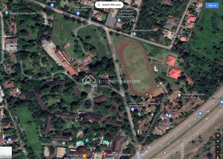Safari Park Prime 5 Acres Land, Usiu Road,off Thika Road, Nairobi Central, Nairobi, Mixed-use Land for Sale