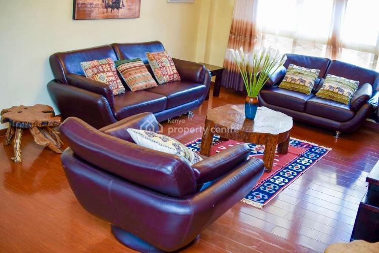Deluxe Kilimani Furnished 3 Br Unit, Kilimani, Kilimani, Nairobi, Flat for Rent