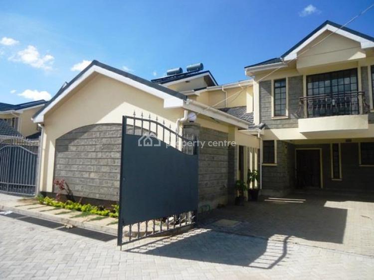 Mombasa Road Pristine 4 Br Townhouse, Muthama Road, Syokimau/mulolongo, Machakos, Townhouse for Rent