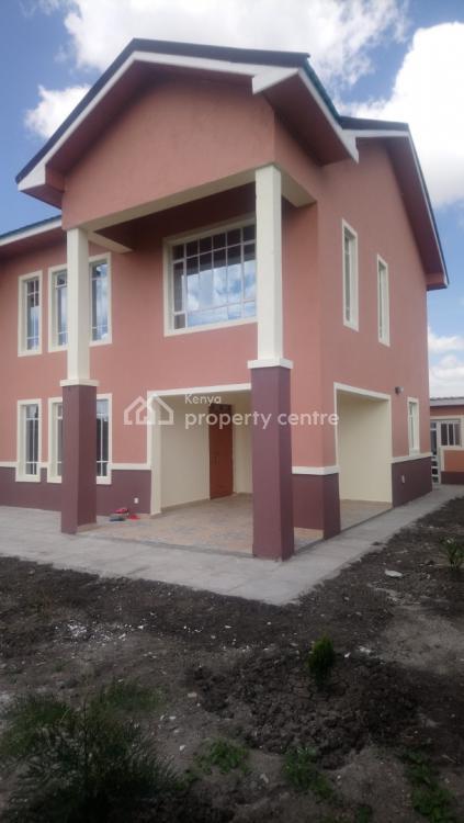 4 Bedroom Mansionette with Dsq, Sawela Estate, Kitengela, Kajiado, Townhouse for Sale