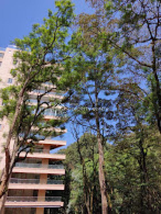 Luxurious 2 Bedroom Apartments Overlooking Karura Forest, Peponi Road, Westlands, Nairobi, Apartment for Rent